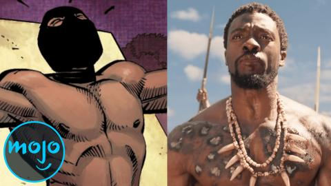 Top 10 Black Panther Storylines Ever Written