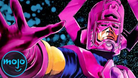 10 Times Galactus Was Destroyed