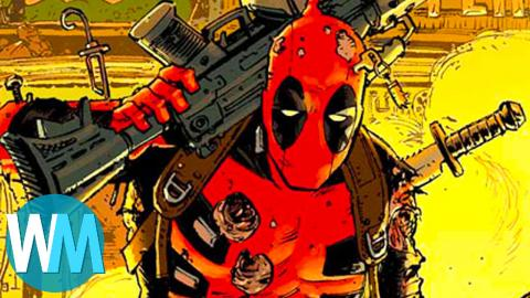 Top 10 Hard to Kill Comic Book Characters