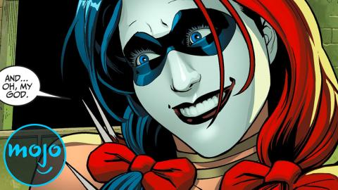 Top 10 Harley Quinn Moments