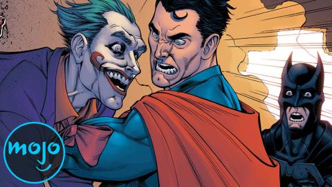 Top 10 Times Superman Was Forced to Take a Life