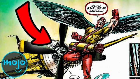Top 10 Most Ridiculous Deaths in Comics