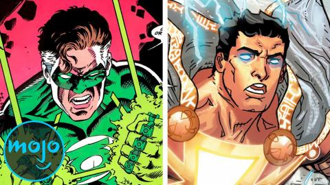 Top 10 DC Heroes Whose Powers Drastically Changed