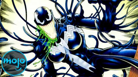 Top 10 Villains Who Have Worn the Venom Symbiote