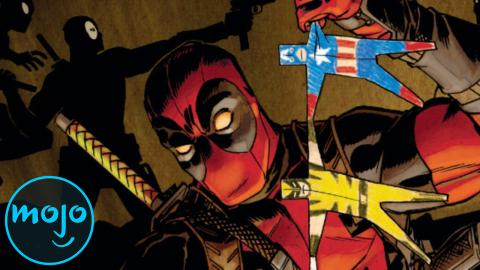 Top 10 Worst Things Deadpool Has Ever Done