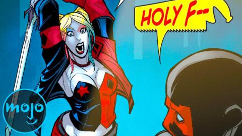 Top 10 Worst Things Harley Quinn Has Done