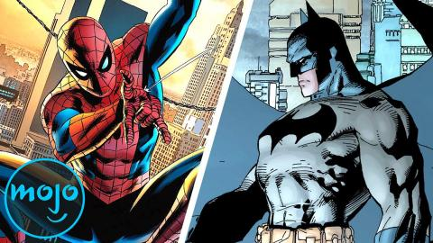 Top 20 Superheroes Of All Time