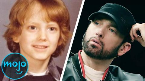 The Heartbreaking Life of Eminem