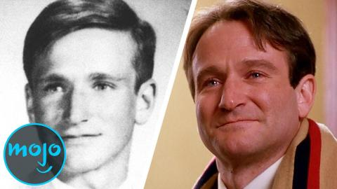 The Tragic Life of Robin Williams