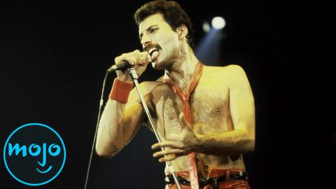 Top 10 Most Iconic Freddie Mercury Looks