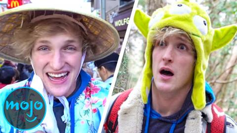 Top 10 Reasons Logan Paul Is Hated