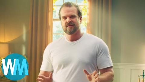 Top 10 Reasons We Love David Harbour