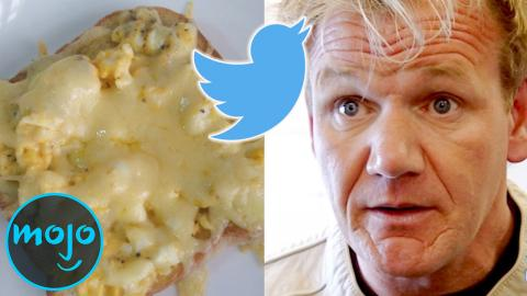 Top 10 Savage Gordon Ramsay Twitter Roasts
