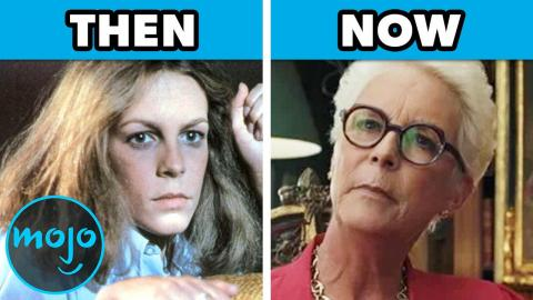 Top 10 Scream Queens: Where Are They Now?