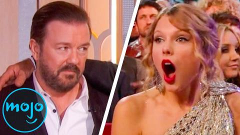 Top 10 Celebrities That Got Embarrassed at Award Shows