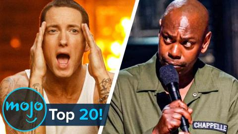 Top 20 Stars Who Saved Their Careers