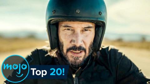 Top 20 Times Keanu Reeves Was Awesome