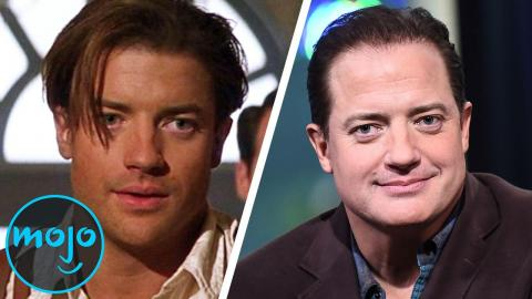 WTF Happened to Brendan Fraser?