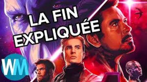 ON ANALYSE LA FIN D'AVENGERS: ENDGAME !