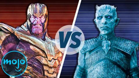 Avengers: Endgame Vs Game of Thrones Season 8