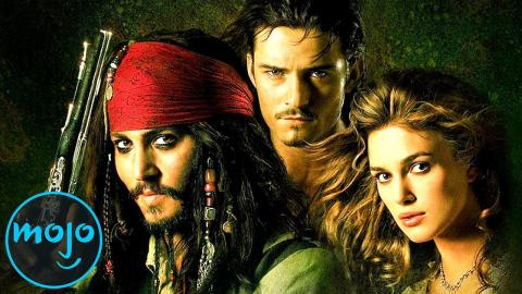Every Pirates of the Caribbean Movie: RANKED