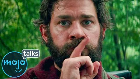 Is A Quiet Place Another Cloverfield? Spoiler Free Review! Mojo @ The Movies