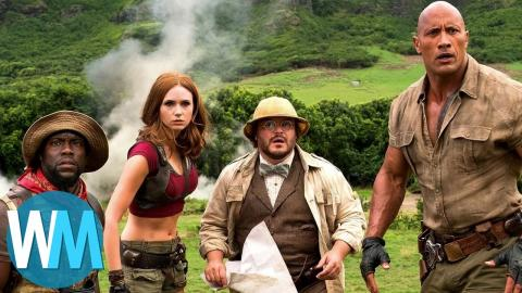 3 Ways 'Jumanji: Welcome to the Jungle' Got It Right - Review! Mojo @ The Movies