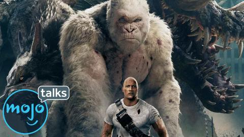 Is Rampage (2018) as Violent As The Video Game? Spoiler Free Review! Mojo @ The Movies