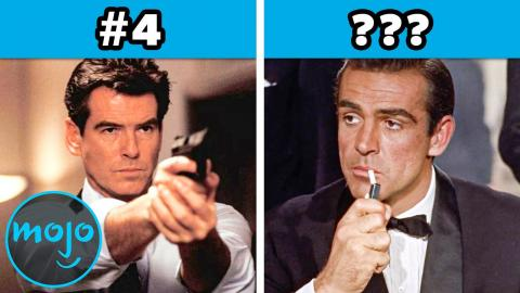 Ranking Every Single James Bond Actor