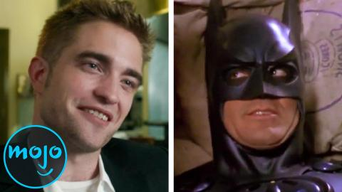 Robert Pattinson Is Batman