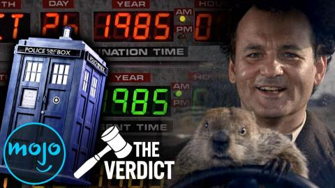 The Verdict: Is Groundhog Day A Time Travel Movie?