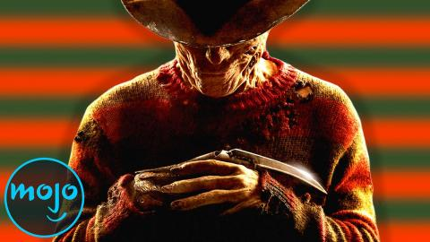 Top 10 Greatest Freddy Krueger Scenes