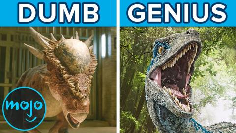 Top 10 Dinosaurs Facts that Inspired Jurassic World