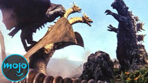 Top 10 EPIC Godzilla Moments