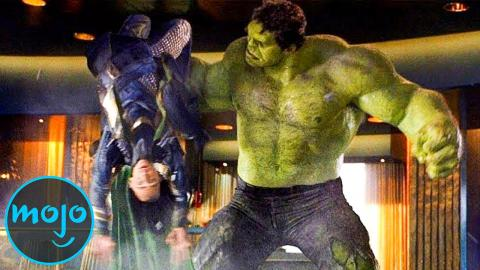 Top 10 Movie Fights Where the Hero Takes Zero Damage
