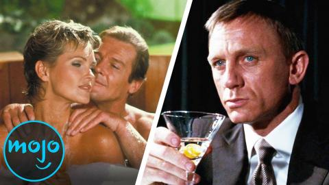 Top 10 Reasons James Bond Is a Terrible Spy