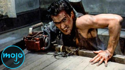 Top 10 Smartest Improvised Horror Movie Weapons