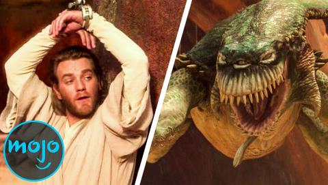 Top 10 Greatest Star Wars Monsters Ever