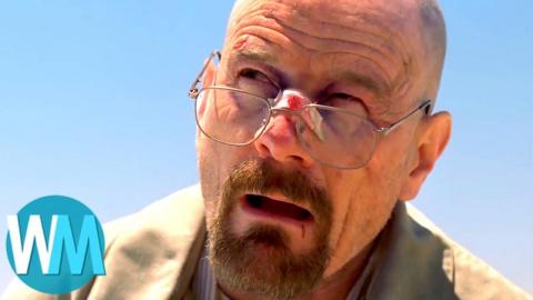 TOP 10 choses qu'on VEUT VOIR dans le FILM « BREAKING BAD » !