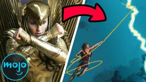 Top 10 Things You Missed in Wonder Woman 1984