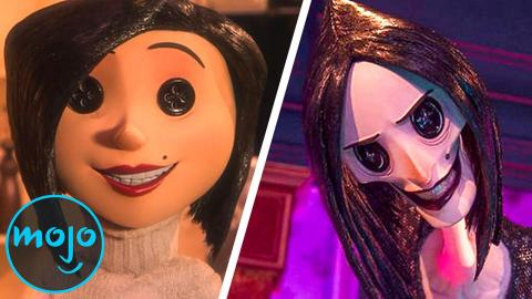 Top 10 Nightmare Fuel Scenes in Coraline