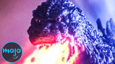 Top 10 Times Godzilla Went Beast Mode
