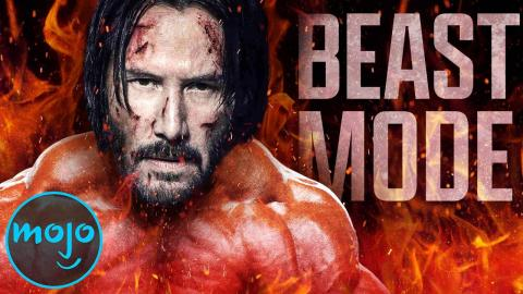 Top 10 Times John Wick Went Beast Mode