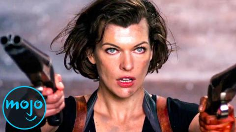 Top 10 Times Milla Jovovich Went Beast Mode