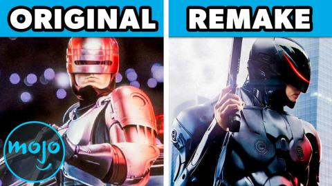 Top 10 Terrible Action Movie Remakes