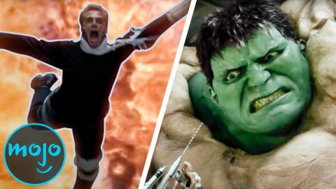 Top 10 Movie Scenes with the Worst Editing