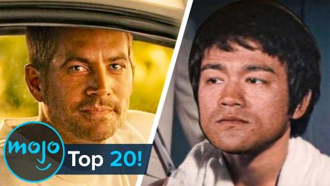 Top 20 Actors Recreated with Special Effects