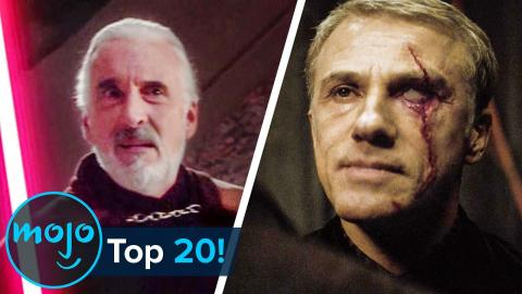 Top 20 Actors Who Always Play Villains