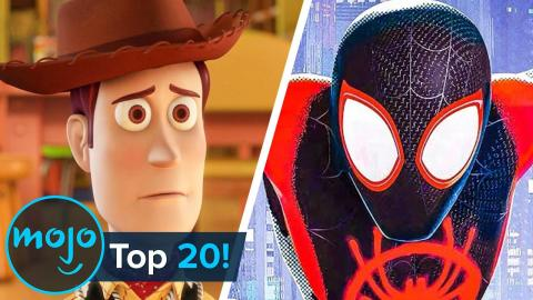 Top 20 Best Animated Movies of the Last Decade