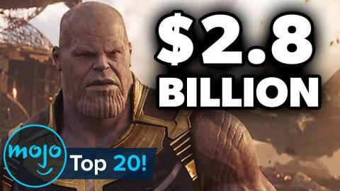 Top 20 Billion Dollar Box Office Movies